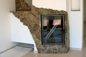 Mramorový obklad na krb Orion Kamenárstvo Stonestore Ivanka pri Dunaji