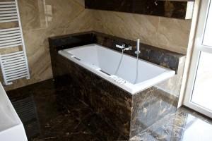 Mramorový obklad kúpeľne Kamenárstvo STONESTORE Jarovce