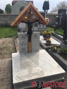 STONESTORE urnový pomník Dürnkrut