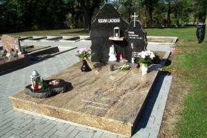STONESTORE žulový pomník dvojhrob Skalica