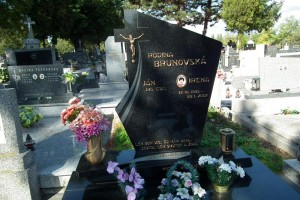 STONESTORE žulový pomník jednohrob Holíč