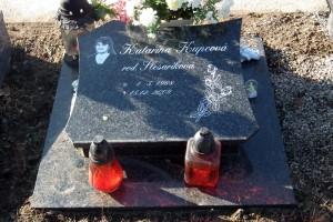 STONESTORE žulový urnový pomník Malacky