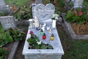 STONESTORE žulový urnový pomník Borský Mikuláš