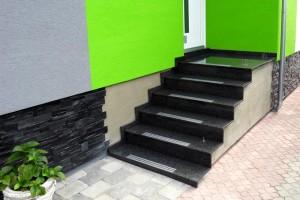 Žulové schody Impala Kamenárstvo STONESTORE Hausbrunn