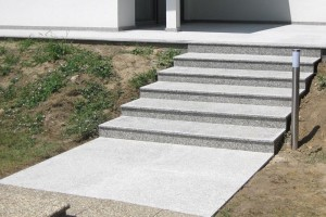Žulové schody Sardo Kamenárstvo STONESTORE Zistersdorf