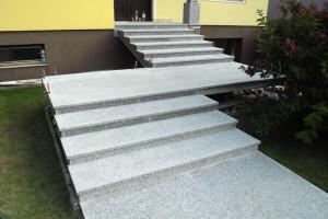 Žulové schody Tarn Kamenárstvo STONESTORE Marchegg